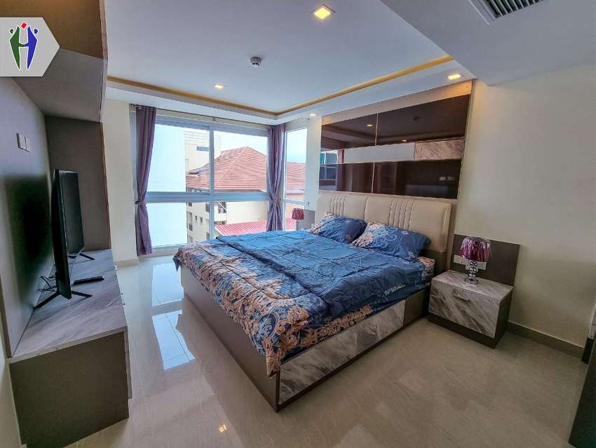 Condo 48 sqm for Rent at South Pattaya. NEW ROOM.