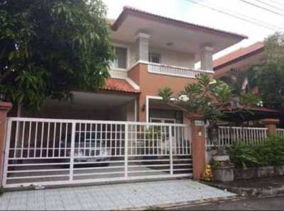 House 2 floors in Nimit Mai Rd soi 12 Min Buri