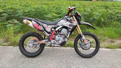 Honda CRF250L 2020