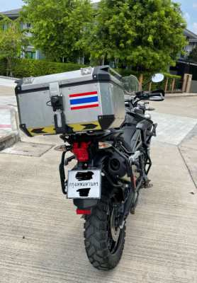 Price reduced to 309K -- 2016 Triumph Tiger XCX800