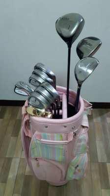 full set of golf clubs for women