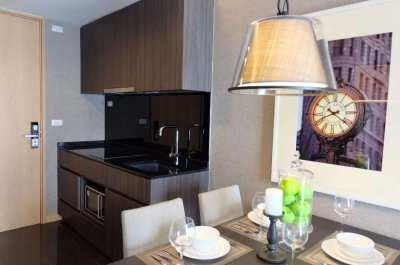 Condo for Rent 公寓出租  Via 49 Sukhumvit 1BR 46 sqm 4FL