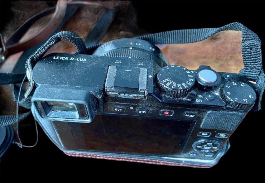 Leica V109 black Top Camera superb Leica Picture