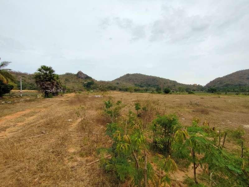Beautiful Mountain Frontage 20 Rai - Ideal For Home Development