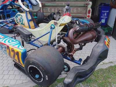 Go kart 125cc