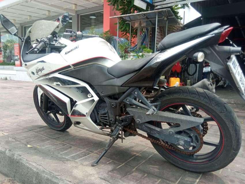 Kawasaki Ninja 250R (2011)