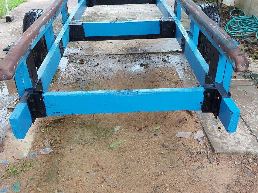Sale for wooden trailer