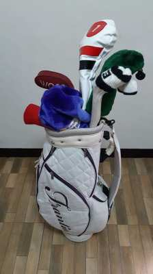 full set of golf clubs for ladies