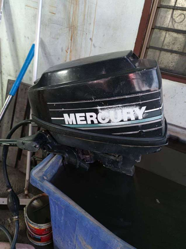 Mercury Outboard 2-stroke 15hp