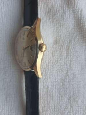 Gents Certina Certidate14k gold vintage wrist watch