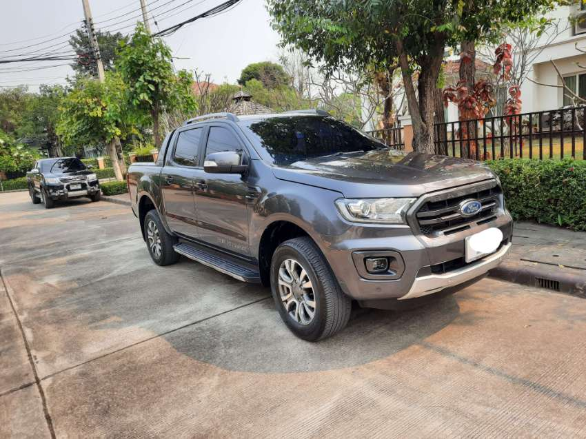 2018 Ford Ranger 4x4 Wildtrak, 2.0L, Leather, power seats, 20,000 km
