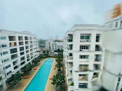 ☆ T.W. Jomtien Beach Condominium, 2 Bedrooms, 115 Sq.m.