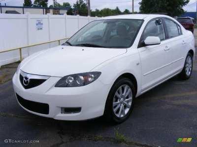 Mazda 3 (Mnfd 2007)