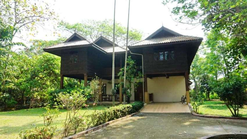 House for sale in Saraphi district. Outer Ring Rd. (Hang Dong-Saraphi