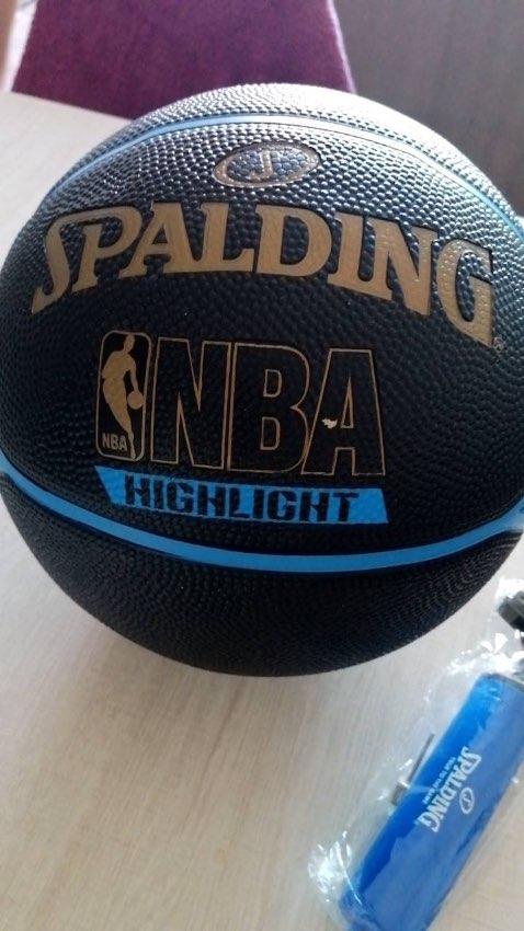 Basketball Spalding + air pump
