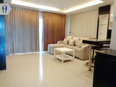 Condo for rent South Pattaya 50 sqm. With Good Furniture.