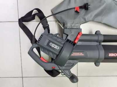 Ozito 3 in 1 Electric Leaf Blower, Vacuum and Mulcher