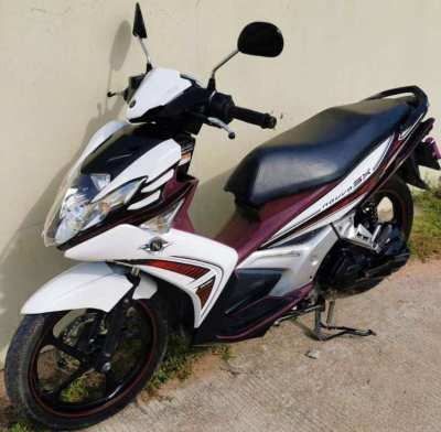 09/2013 Yamaha Nouvo SX 17.900 ฿ Finance by shop