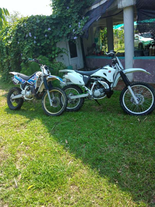 Cheap Dirt Bikes  (DT200 now sold) WR200 available