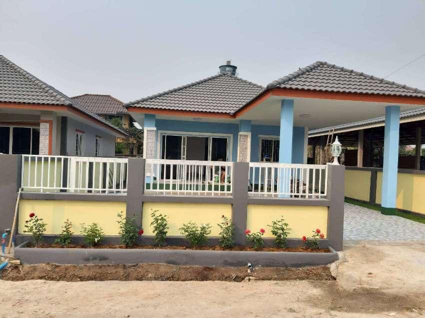 House for sale 4 km. from Maejo University, Maejo Rd.,