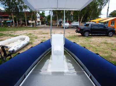 19 ft RIB For SALE . New condition !