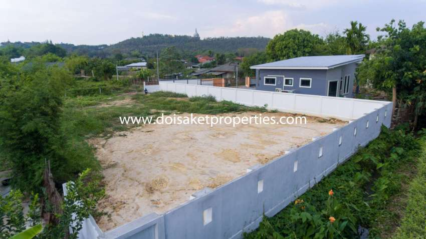(LS349-00) Excellent Half-Rai Ready-to-Build Plot of Land  for Sale in