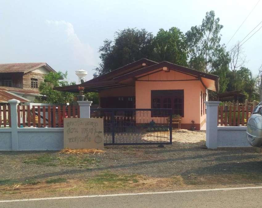 Buriram Village house at an amazing price 1.3mil