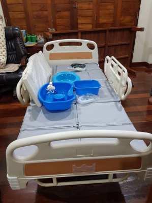 ขายเตียงผู้ป่วย 5 ไกร์ สภาพใหม่ ราคาดี