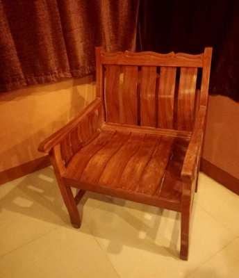 Mahagoni Chair