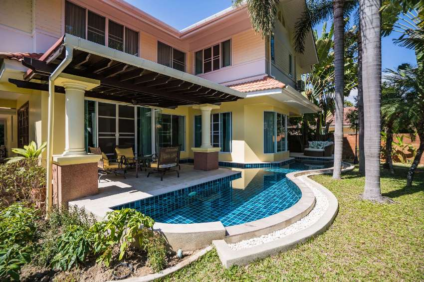 Beautiful Lanna Thara, 4 Bedroom Luxury Family Home For Sale or Rent