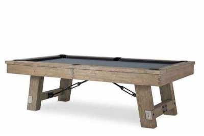 Barcelona Rustic Pool Table 8ft