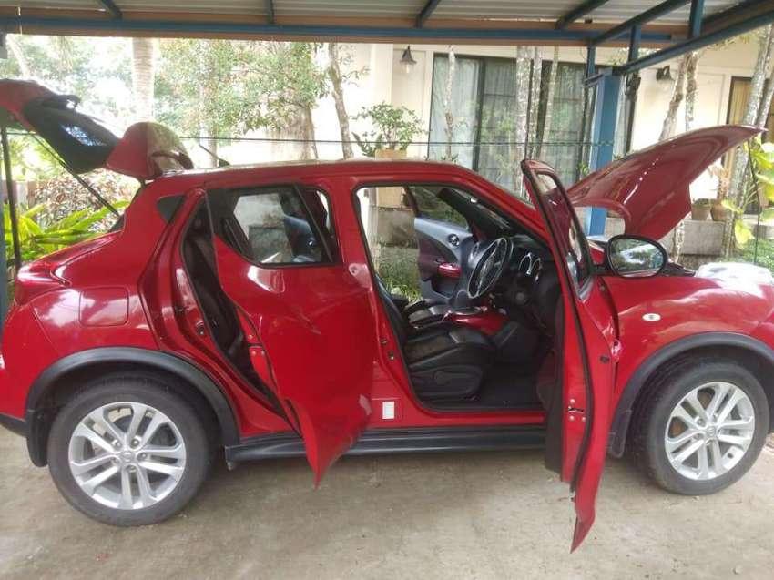 Nissan Juke 2014 only 37xxx Km
