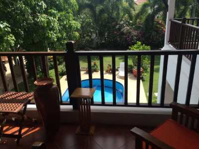 Hua Hin Family House for sale...Escape from the City!