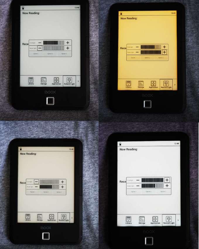 e-Book Reader ONYX BOOX James Cook 2 6