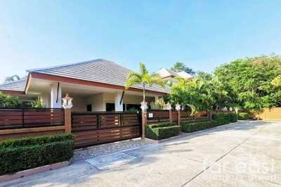 Baan Dusit Pattaya Park Pool Villa - Reduced!