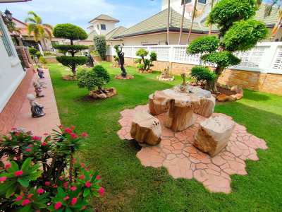 Furnished 2 Storey Villa In Development - Ready To Move-In + Free Moto
