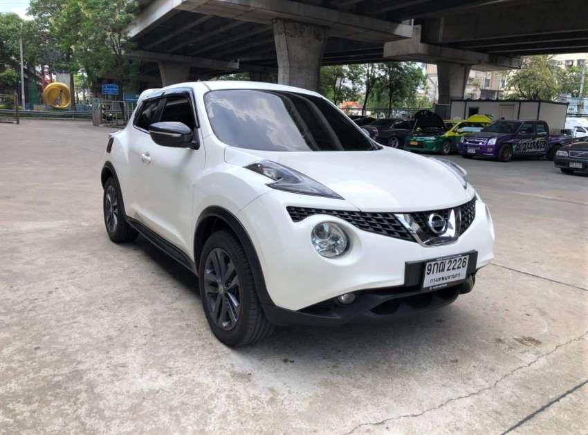 Nissan Juke 1.6 v
