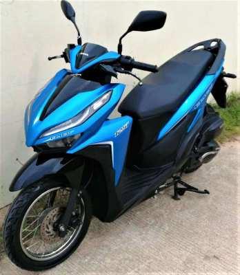 11/2018 Honda Click 125 - 37.900 ฿ Finance by shop