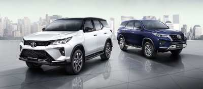 Want to buy a late model Fortuner from owner.