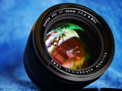 FUJIFILM Fujinon XF 56mm F/1.2 R Lens in Box, (85mm eq), for X Mount