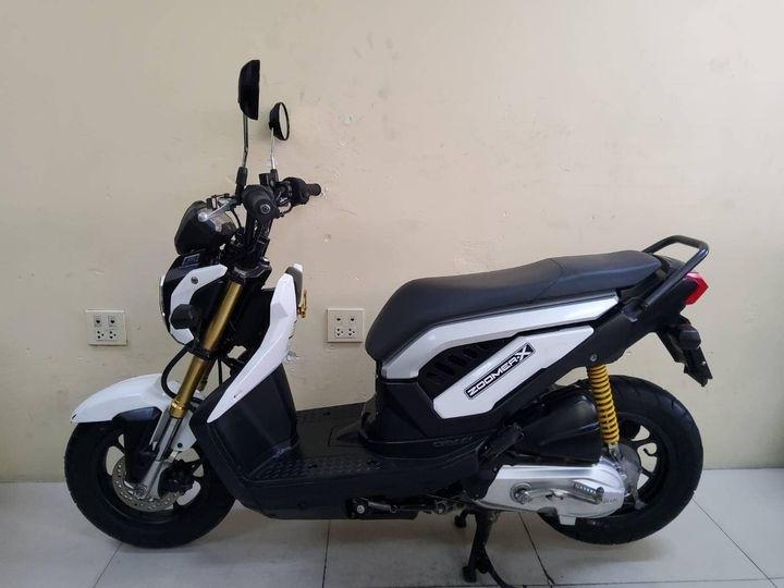 Honda Zoomer X combibrake สภาพเกรดA 12234 กม. เอกสารครบพร้อมโอน
