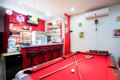 Bar and Restaurant Space for Rent in an Established Apartment/Hotel