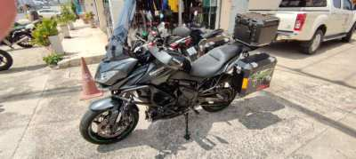 Top 2016 Kawasaki Versys 650ccm