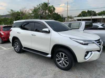 Toyota Fortuner 2.4G 2WD September 2019