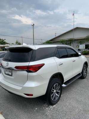 Toyota Fortuner 2.4G 2WD September 2019