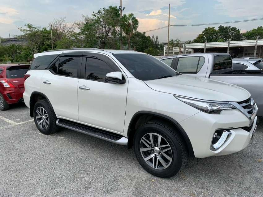 Toyota Fortuner 2.4G 2WD 2019