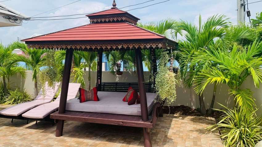 Reduce the price !! Beautiful private pool villa for rent