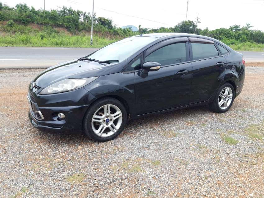 Ford Fiesta 1.6 S automatic