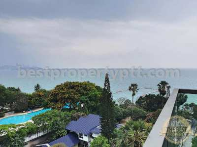 Studio with Sea view, 100 m from Wongamat beach