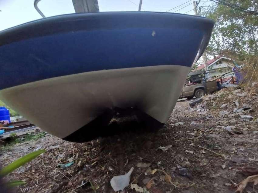 Catamaran Nissan SunCat 7.7